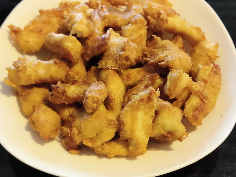 氣炸鍋-豆乳雞
