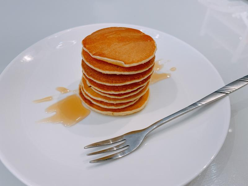 平底鍋🥞超簡單小鬆餅(零失敗)