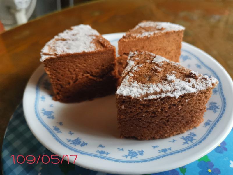 第4個「巧克力蛋糕」