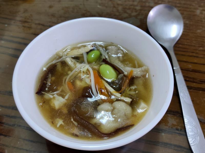 家常肉羹-清冰箱料理