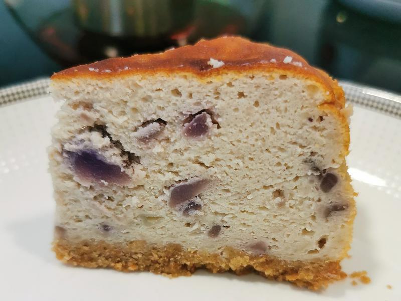 紫薯乳酪蛋糕(6吋模)