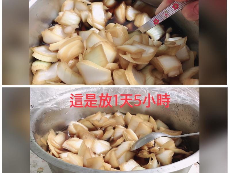 韓式醃洋蔥