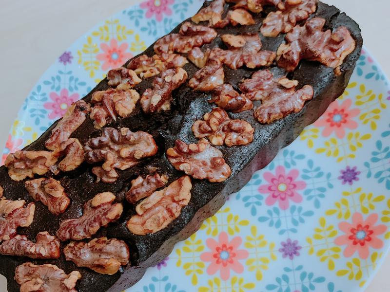 氣炸鍋料理~巧克力布朗尼
