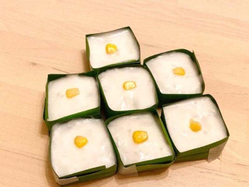 泰式椰汁西米糕
