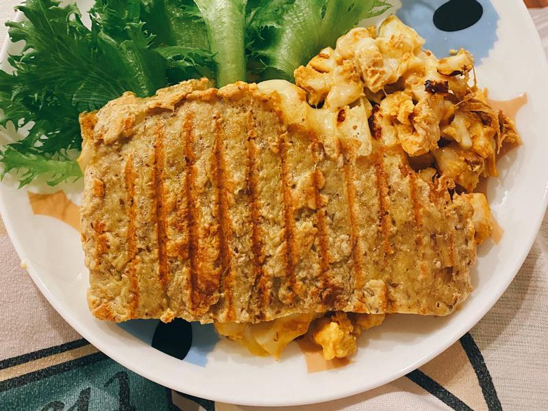生酮煎餅(老爺爺低碳預拌粉)