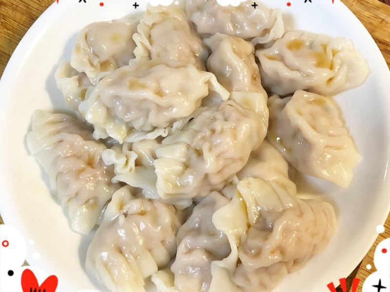 桂竹筍鮮肉水餃