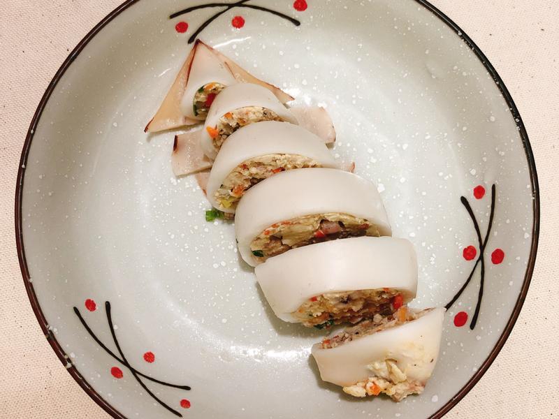 【韓式-輕食】簡單&減肥 烏賊豆腐飯