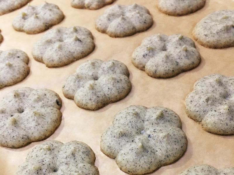 酥脆擠花曲奇餅乾(台產阿薩姆紅茶味)