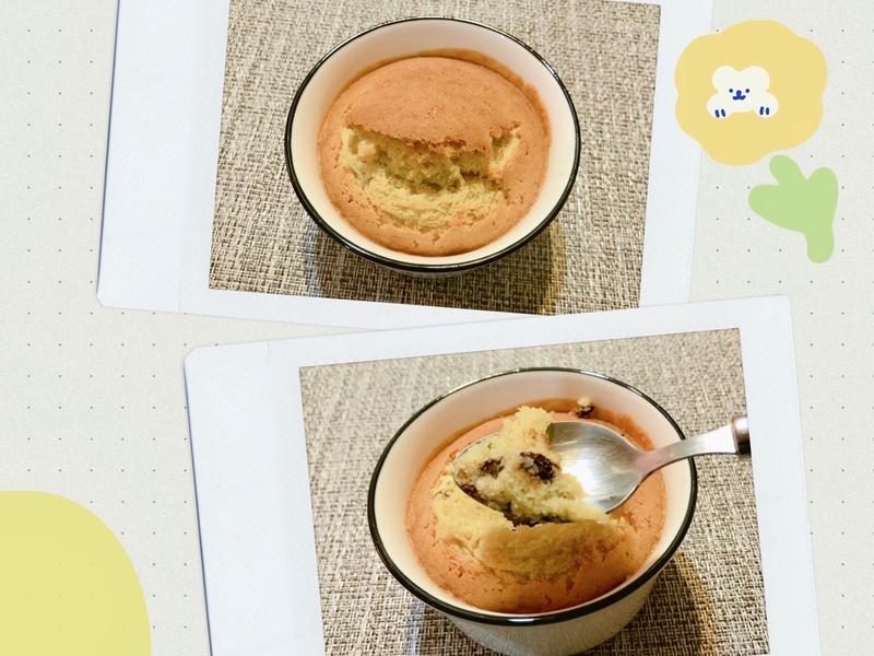 氣炸鍋-生酮巧克力豆蛋糕