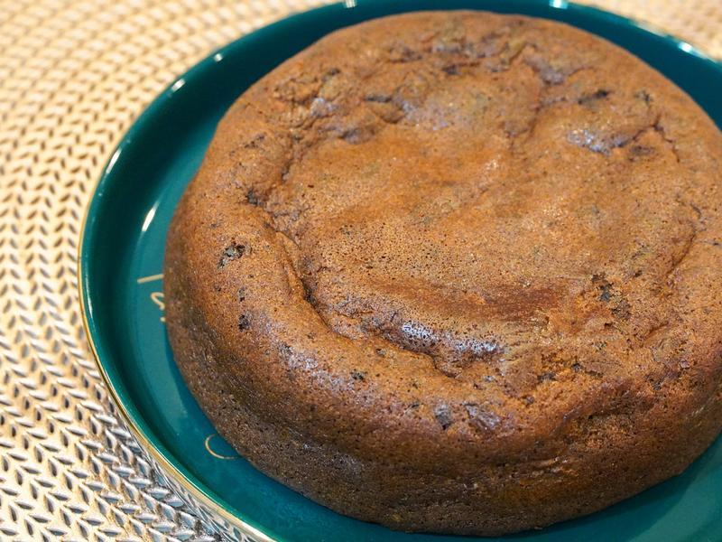 濃郁奶香巧克力電子鍋蛋糕