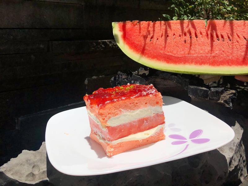 西瓜甜不甜—西瓜蛋糕 2020,R203
