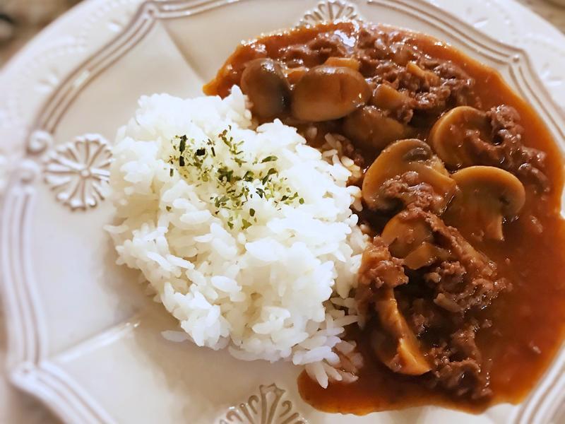 日式紅酒牛肉燴飯 (露營OK)