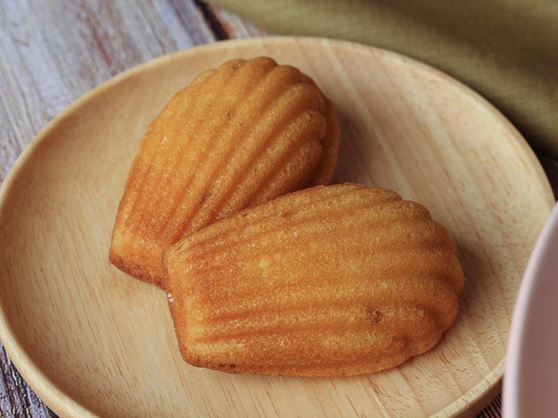 法式小點‧橙香瑪德蓮