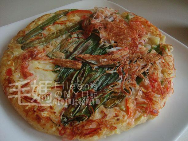 韓式瓢瓜煎餅