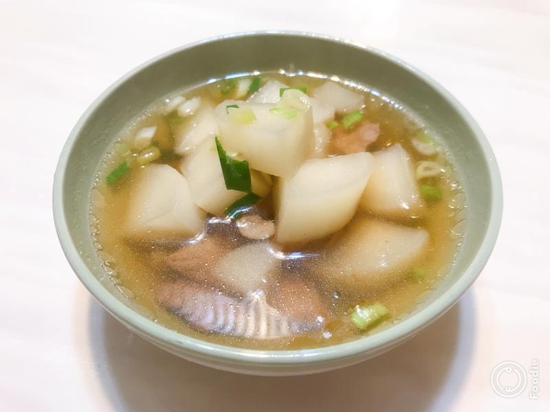 豬肉蘿蔔湯(美味廣場-白種元食譜)