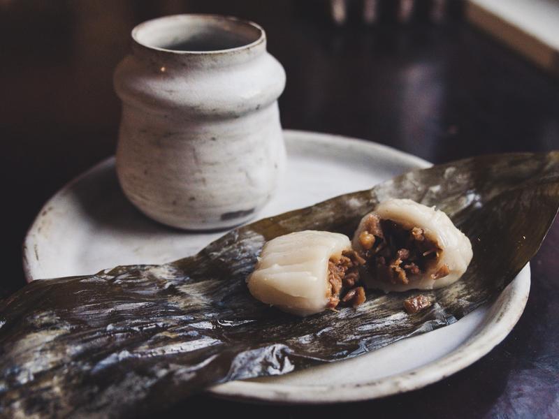 粿粽(糯米粉版)