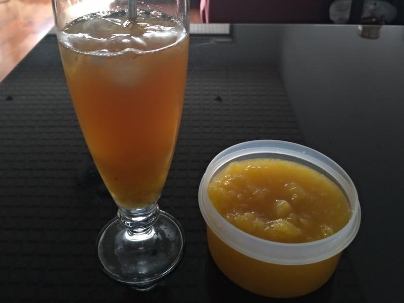 鳳梨果醬(麵包機版)