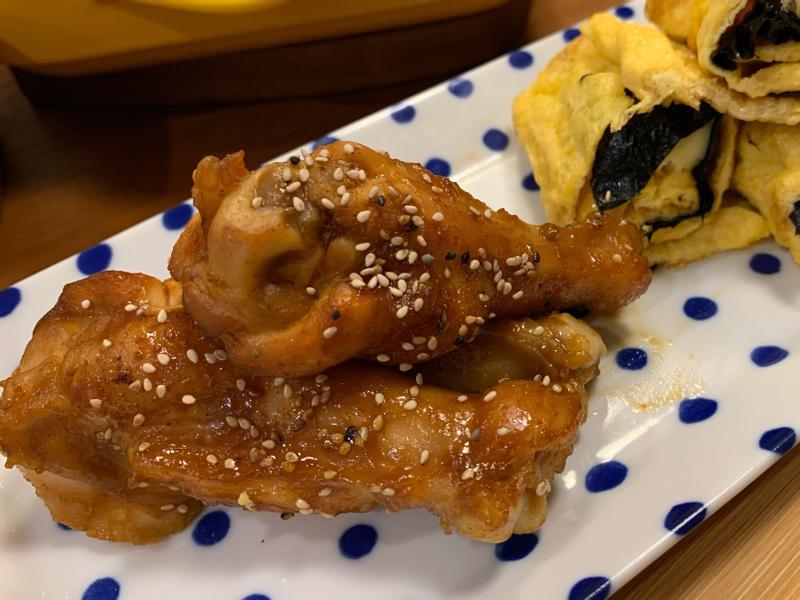 韓式辣烤雞翅腿