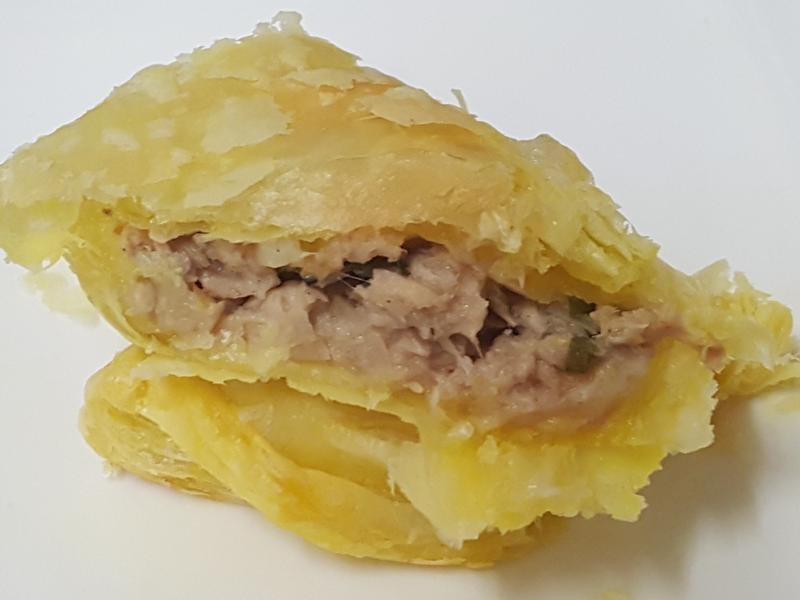 簡易酥皮鮪魚玉米派