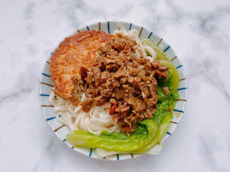 香椿新豬肉燥(純素)