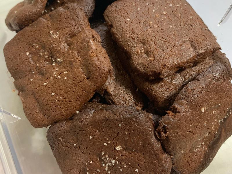 巧克力岩鹽餅乾