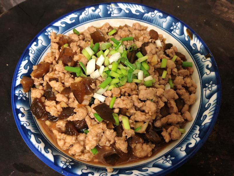 超下飯美味料理:瓜仔肉