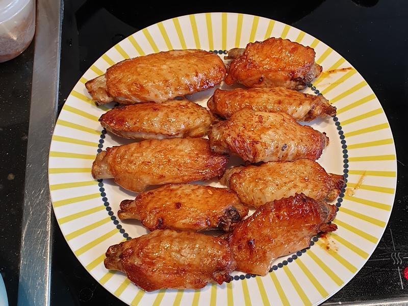 氣炸鍋檸檬雞翅