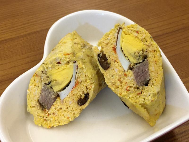 毛寵鮮肉粽