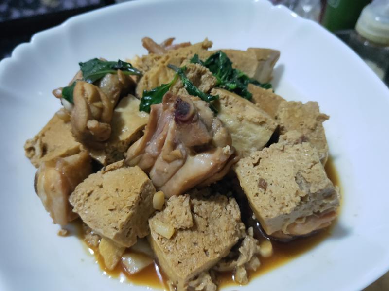 【塔香凍豆腐雞】全聯嚴選雞肉料理♥