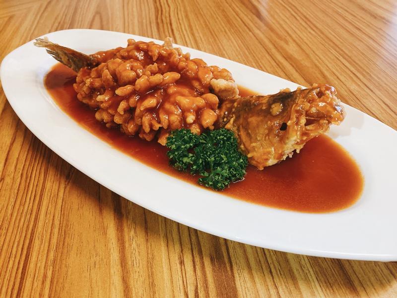 茄汁松鼠魚