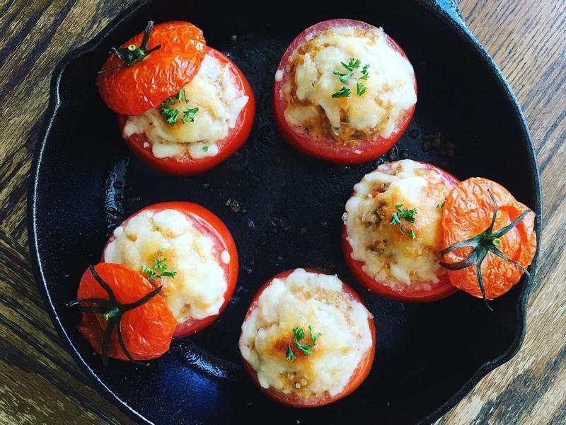 簡單番茄盅