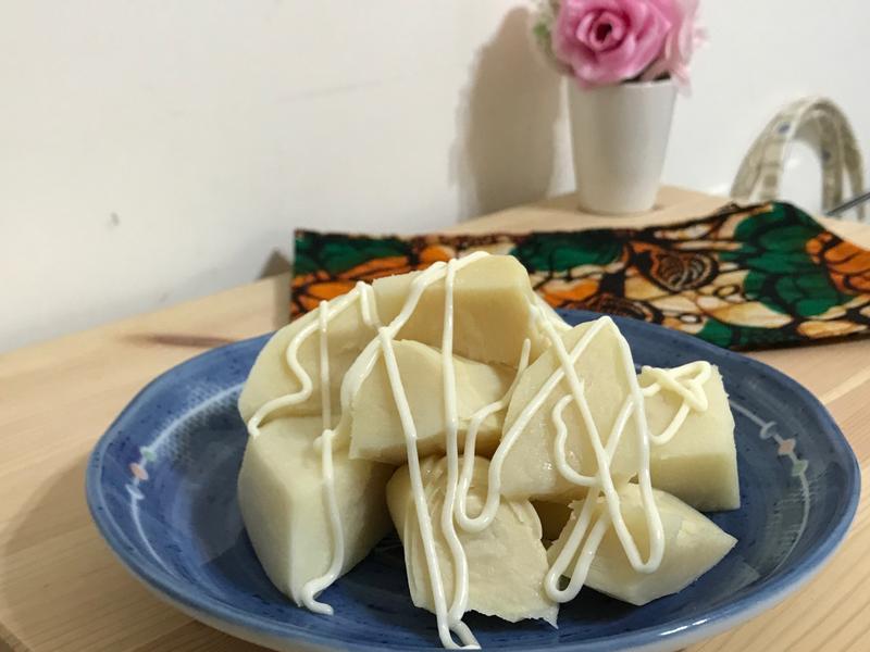 輕鬆煮涼拌竹筍