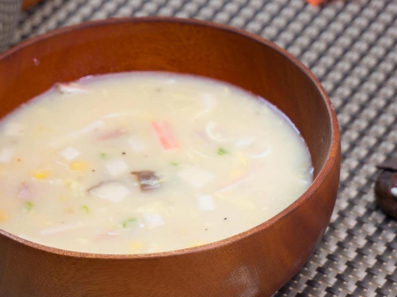 #85 玉米農湯