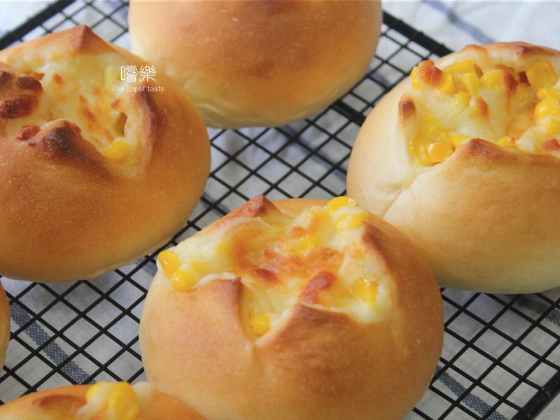 玉米起司麵包