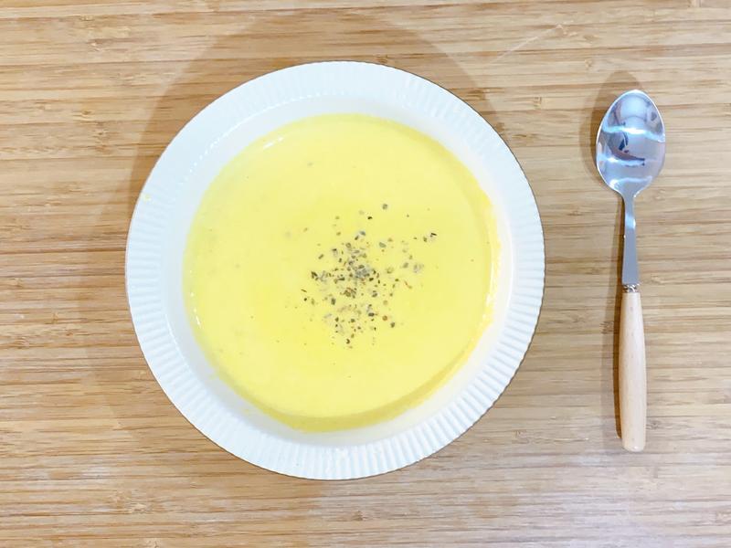 [簡易料理]南瓜濃湯