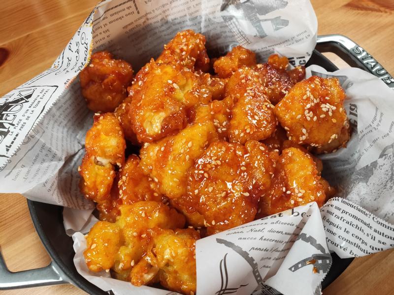 韓式無骨炸雞