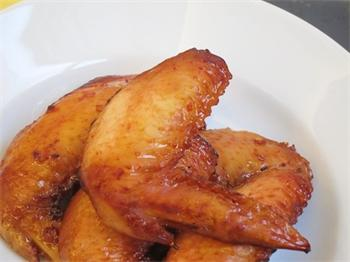 紅麴豆乳烤雞翅