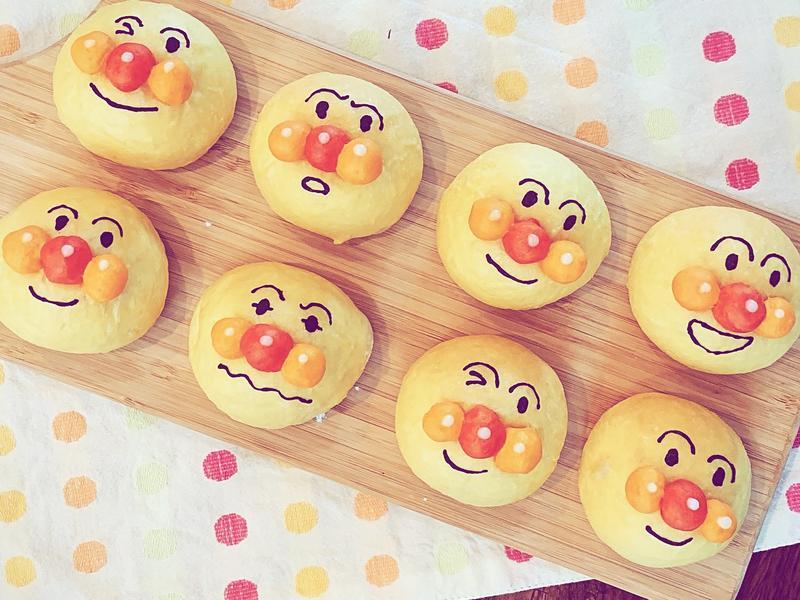 麵包超人小圓麵包