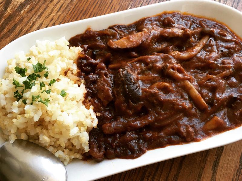 簡易版hayashi rice