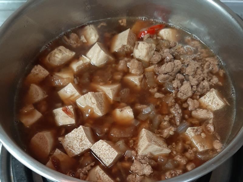 魯肉飯(簡易電鍋版)
