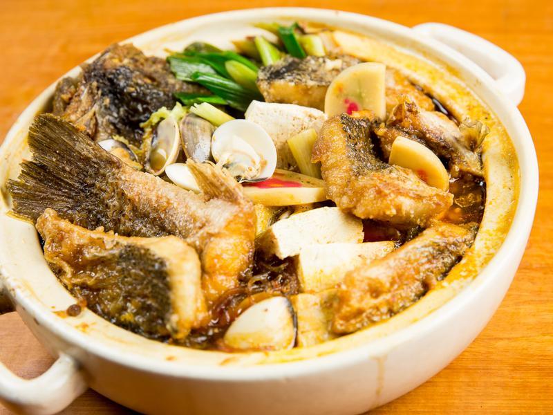砂鍋豆瓣魚-豆油伯辣豆瓣醬