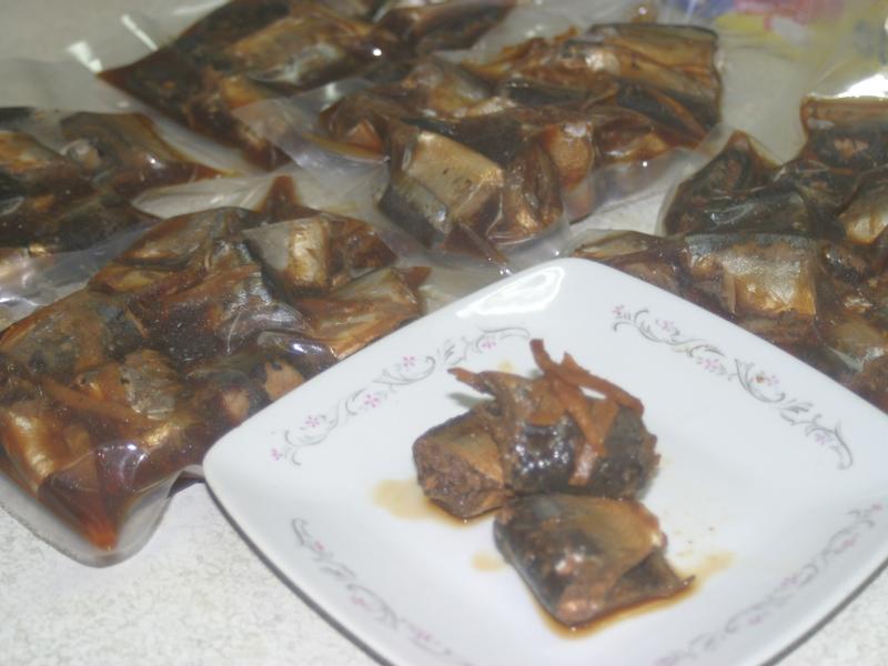 秋刀魚 須冷凍的常備食