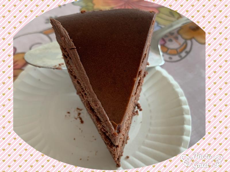 燒焦朱古力芝士蛋糕