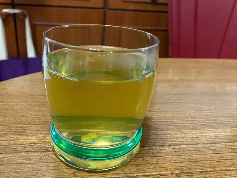 自製蘆筍汁