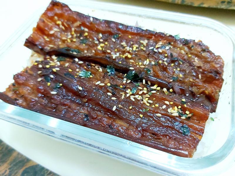 👩🍳簡單鰻魚飯(素)