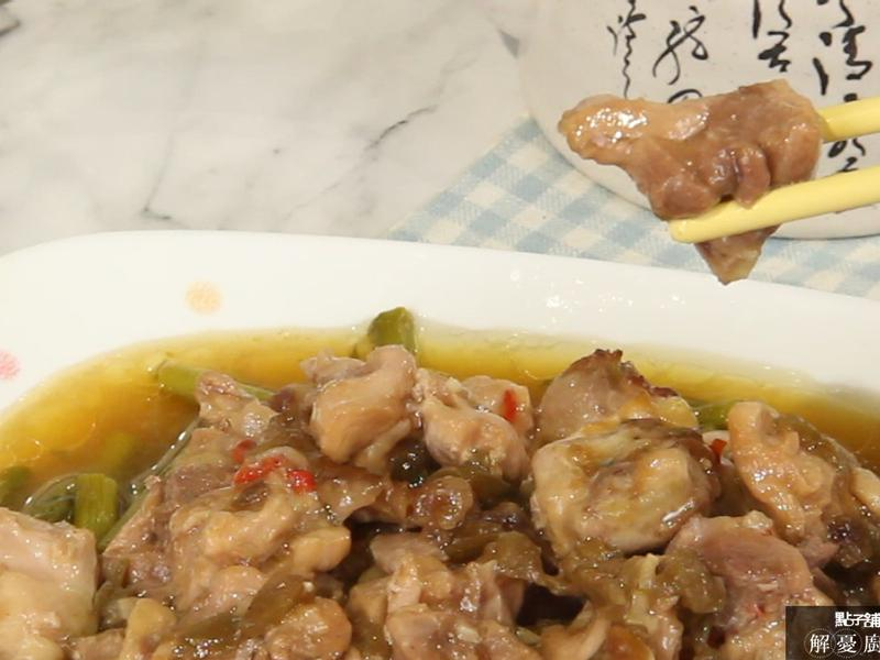 梅汁雞腿-超下飯電鍋料理