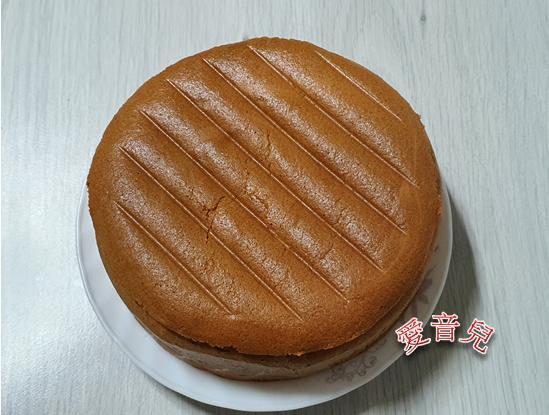 🔥分蛋法🔥咖啡海綿蛋糕