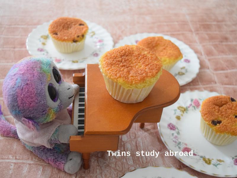 杯子蛋糕【不回縮不開裂】