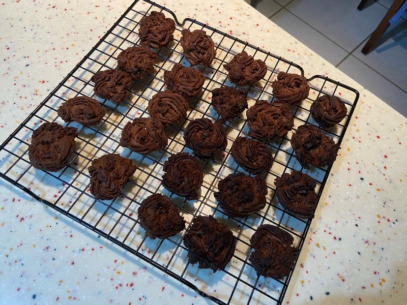 曲奇餅巧克力餅乾🍪