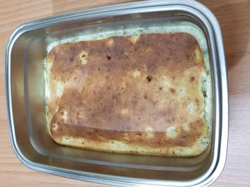 親子手作:小烤箱之香蕉蛋糕